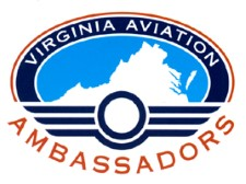 Virginia Aviation Ambassadors logo